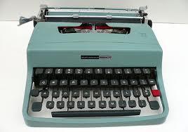 Olivetti Underwood Typewriter
