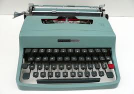 Olivetti Underwood Typewriter