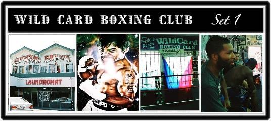 Wild Card Boxing Gym | Girlboxing
