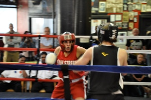 Gleason's Gym, All Female Boxing Card, April 2011