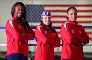 2012 USA Women's Boxing Team