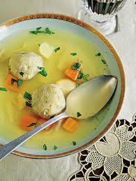 Matzah Ball Soup, Credit: Saveur.com