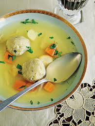 Matzah Ball Soup, Credit: Saveur.com