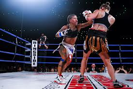 Melissa Hernandez v. Jelena Mrdjenovich in Gladiator Skirts! Credit:  Rob T Sports Photography/ Rob Trudeau