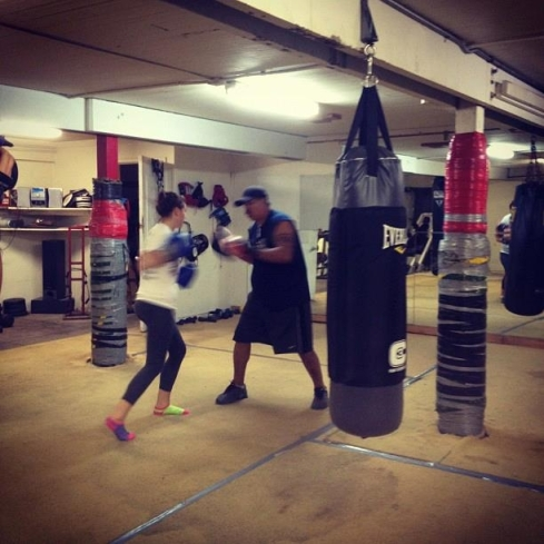 Sonny & Annabelle, The Kona Boxing Club
