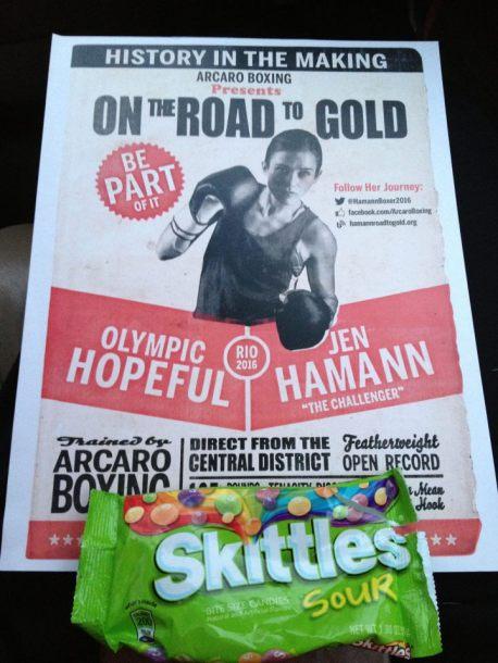 """Jen Hamann """"Skittles"""""""