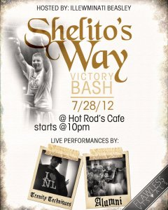 Shelito Vincent Victory Bash 7/28/2012