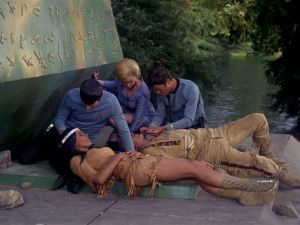 The Paradise Syndrome, Star Trek