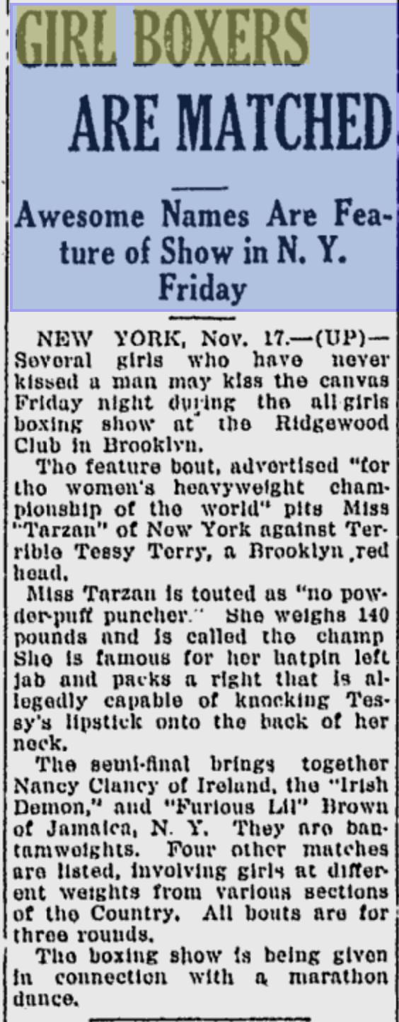 TheWashingtonReporter.17Nov1932.GirlboxinginBK.Page11
