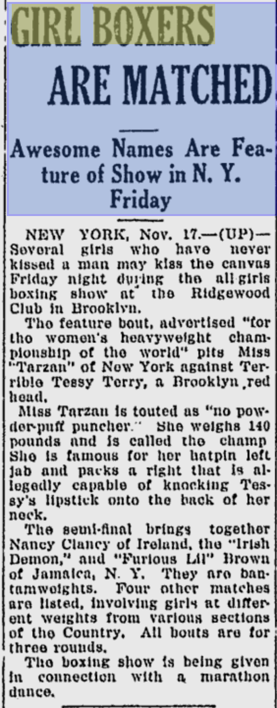 TheWashingtonReporter.17Nov1932.GirlboxinginBK.Page11