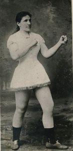 Hattie Stewart, 1883