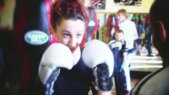 Boxing Girls Clip. http://www.reallife.co.uk/2011/06/one-show-–-boxing-girls/