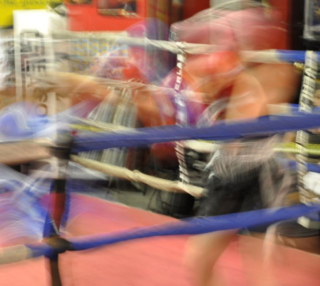 Womenboxinginmotion