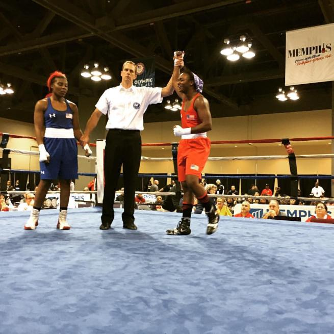 Photo Curtesy of USA Boxing