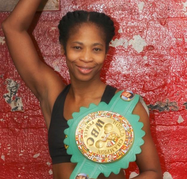 WBC Headshot Alicia Ashley. Photo curtesy of Alicia Ashley